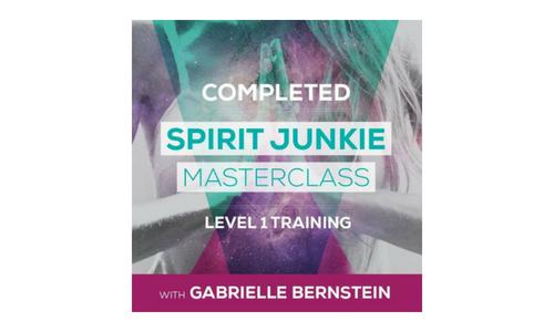 Spirit Junkie Masteclass