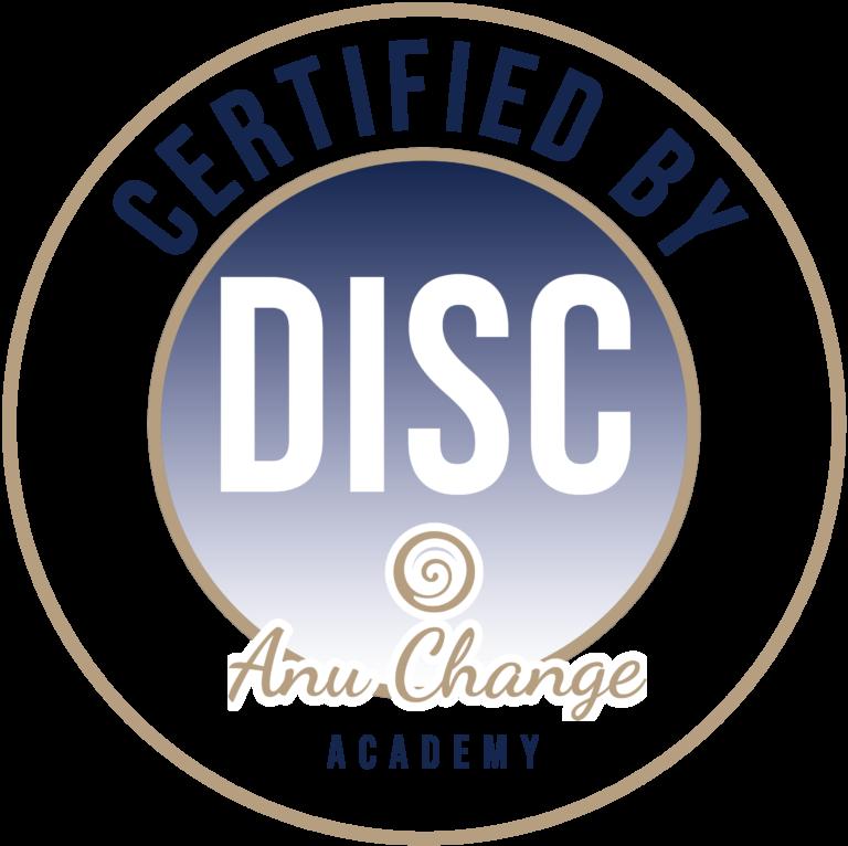 Anu Change DISC Training