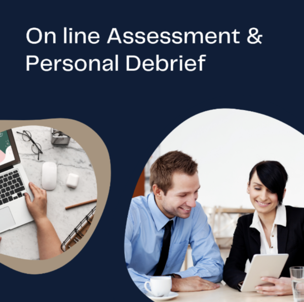 ONLINE ASSESSMENT & PERSONAL DEBRIEF